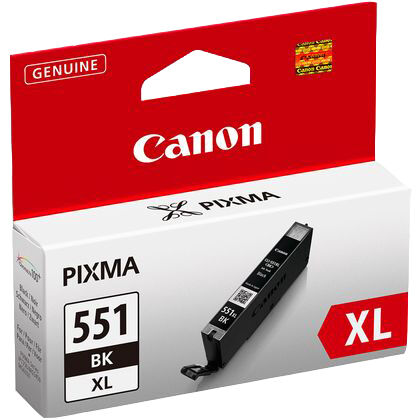 Canon Blekk CLI-551 XL BK Black 11ml