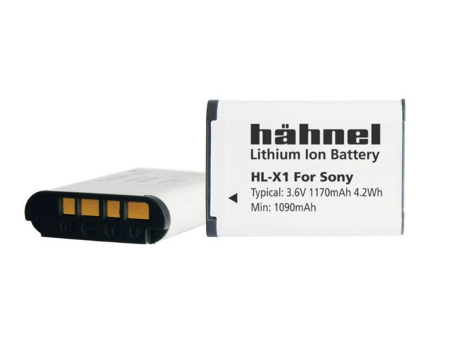 Hähnel Batteri for Sony