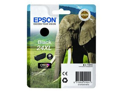 Epson Blekk T2431 Black XL
