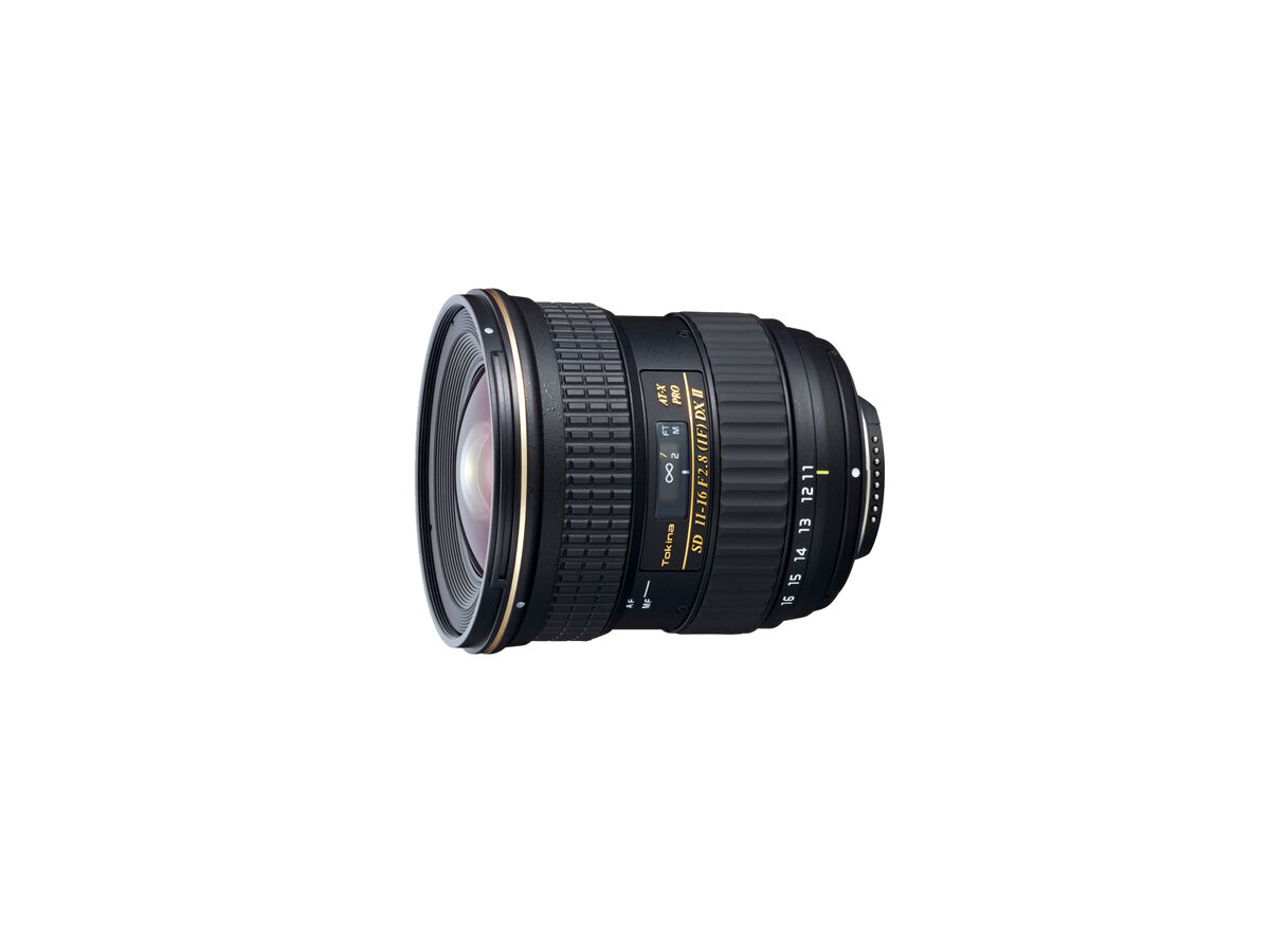 Tokina AT-X 11-16mm f/2.8 PRO DX II til Canon