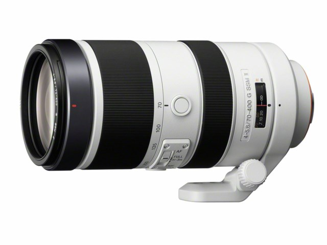 Sony 70-400mm F4-5.6G SSM II