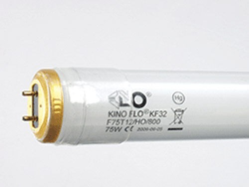 Kino Flo Lysrør 4ft 1200mm 3200K KF32 Safety-Coa