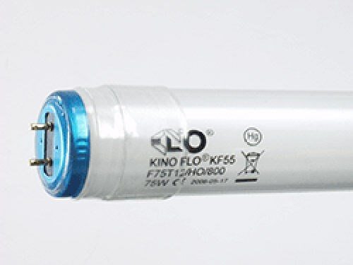 Kino Flo Lysrør 4ft 1200mm 5500K KF55 Safety-Coa