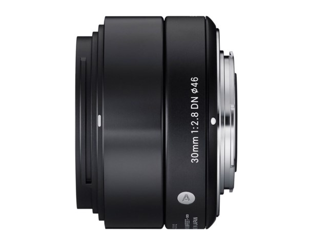 Sigma 30mm f/2.8 DC DN Art sort til Micro 4/3