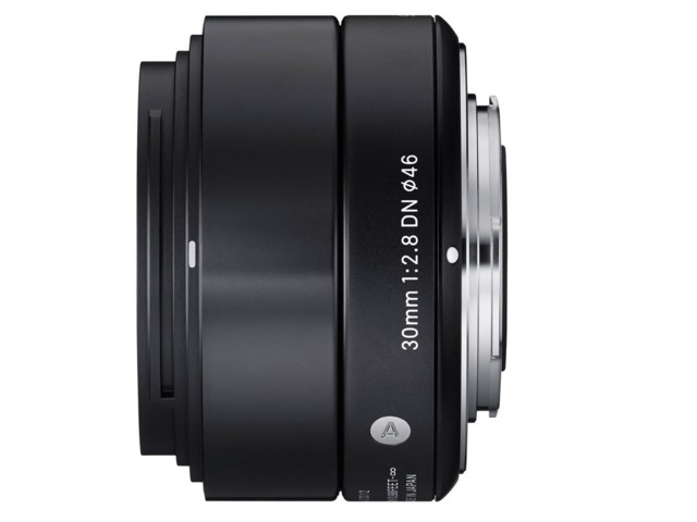 Sigma 30mm f/2.8 DC DN Art sort til Sony E