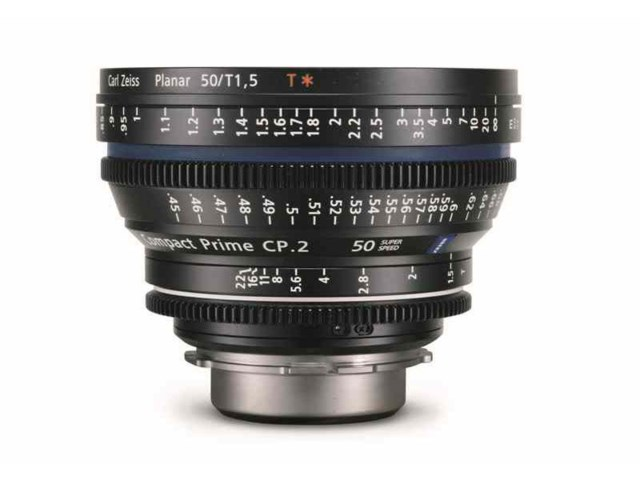 Zeiss Compact Prime CP.2 85mm T1.5 Super Speed PL-mount