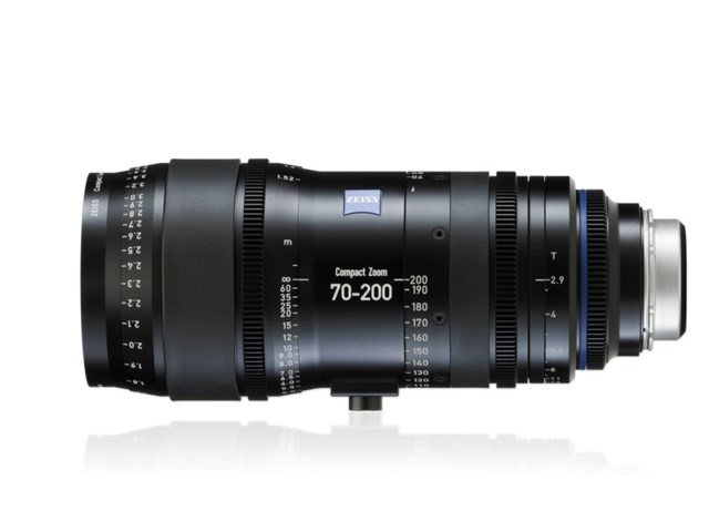 Zeiss Compact Zoom CZ.2 70-200mm T2.9-T22 PL-mount