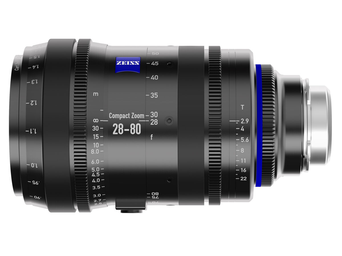 Zeiss Compact Zoom CZ.2 28-80mm T2.9-T22 Canon EF-mount