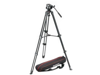 Manfrotto Videostativ Kit MVK500AM