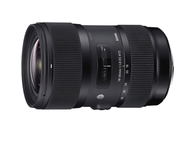 Sigma 18-35mm f/1.8 DC HSM Art Nikon