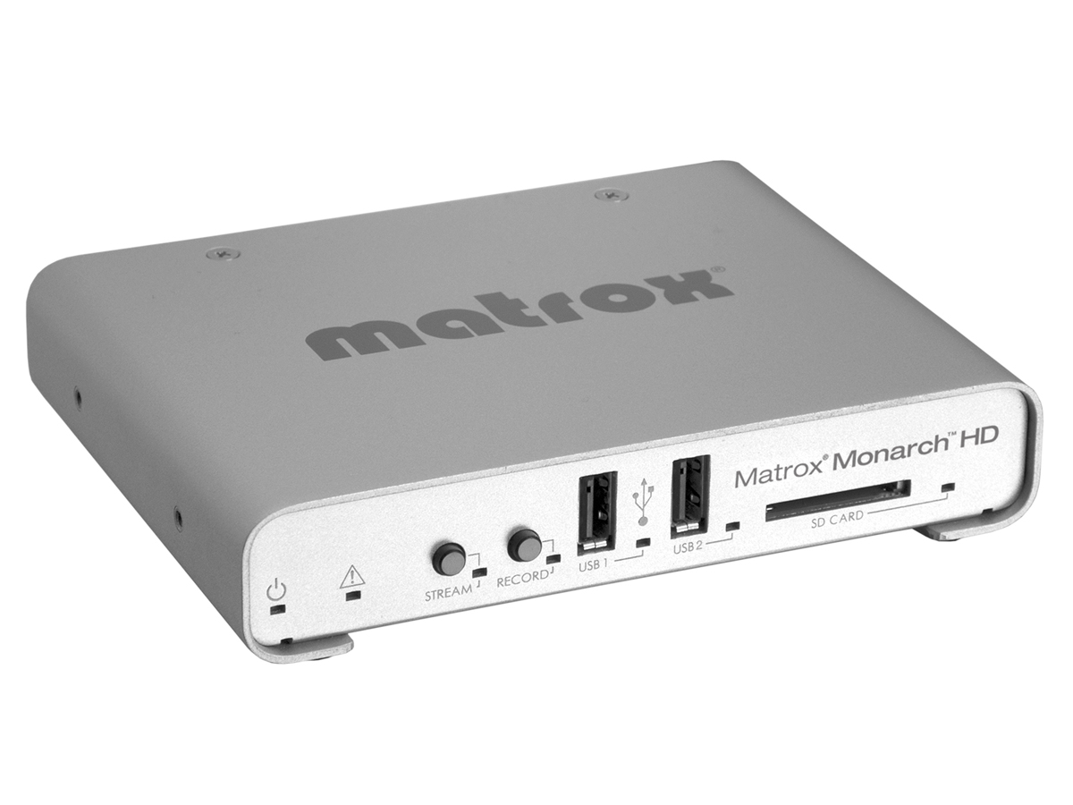 Matrox Matrox Monarch HD HDMI