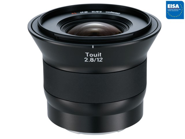 Zeiss Touit 12mm f/2.8 til Sony E