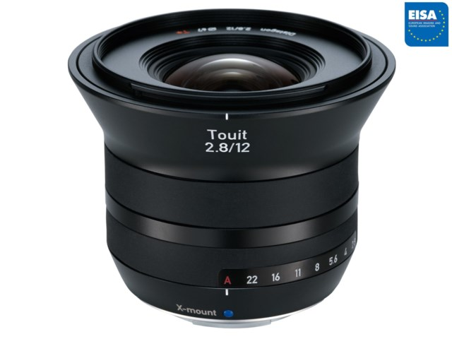Zeiss Touit 12mm f/2.8 til Fuji X