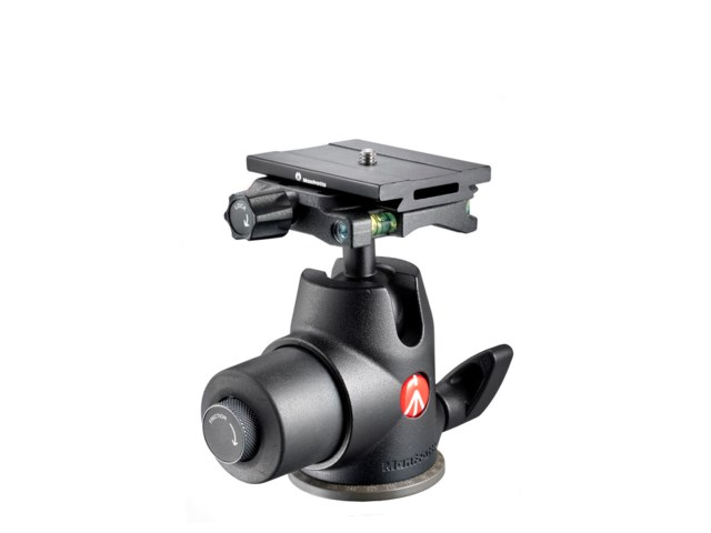 Manfrotto Kulled 468MGQ6 Hydrostatisk Magnesium Arca Swiss