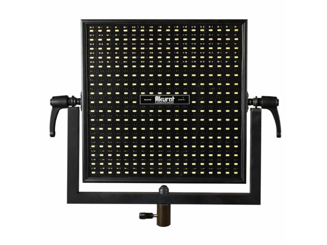 Akurat LED-belysning DL3120 studio kit