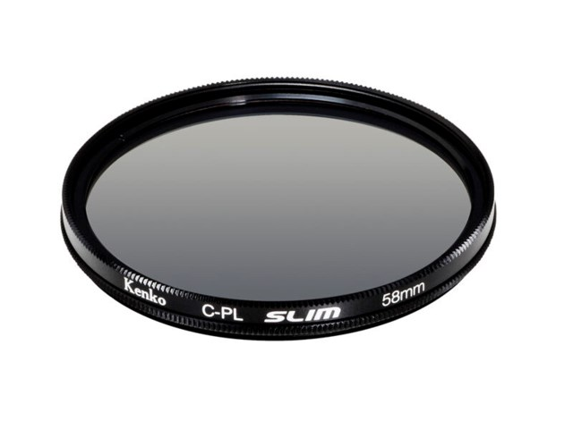 Kenko Polarisationsfilter cirkulärt slim 62mm