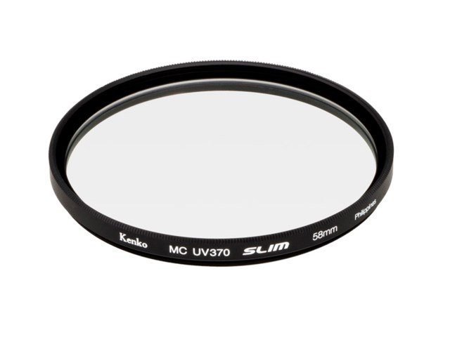 Kenko UV-filter MC 370 slim 58mm