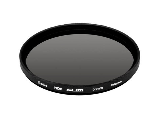 Kenko ND-filter ND8 slim 67mm