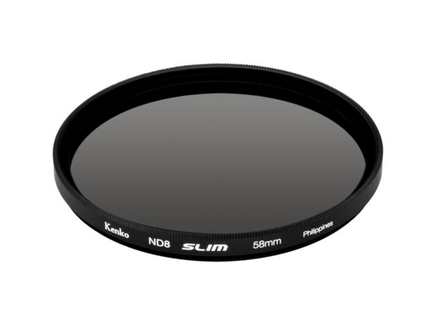 Kenko ND-filter ND8 slim 72mm