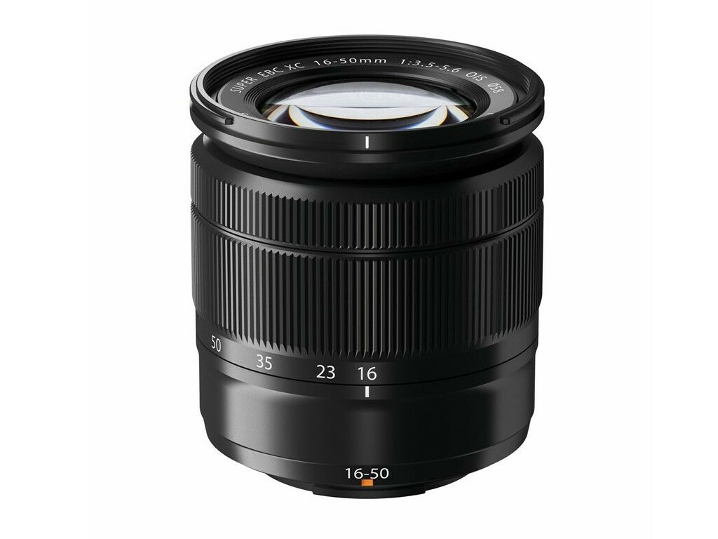 Fujifilm Fujinon XC 16-50mm f/3.5-5.6 OIS  sort