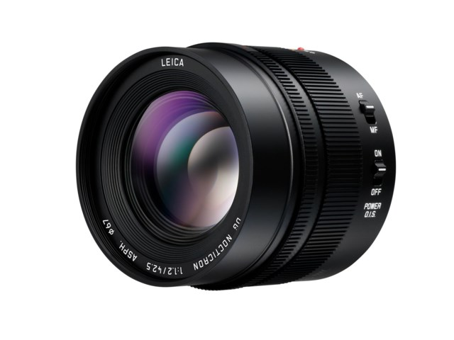 Panasonic Leica DG Nocticron 42.5mm f/1.2 ASPH Power O.I.S