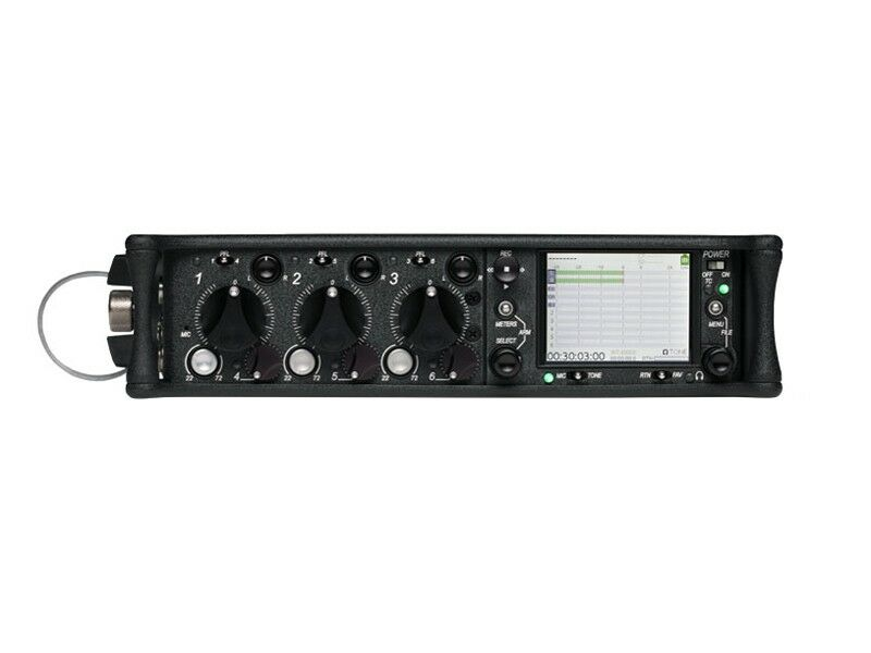 Sound Devices Sound Devices The 633, Field mixer