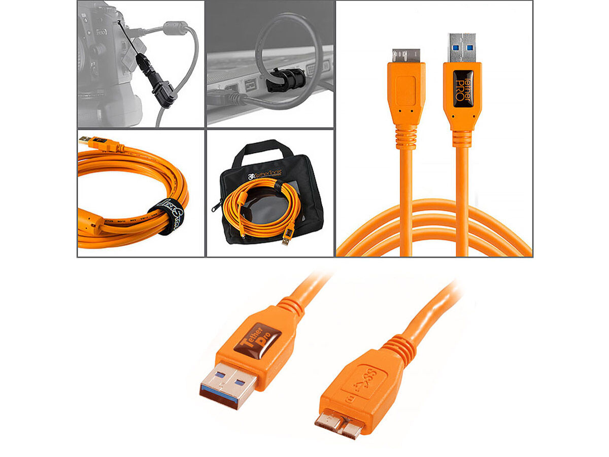 Tether Tools Tether Tools Rock Starter Tethering kit
