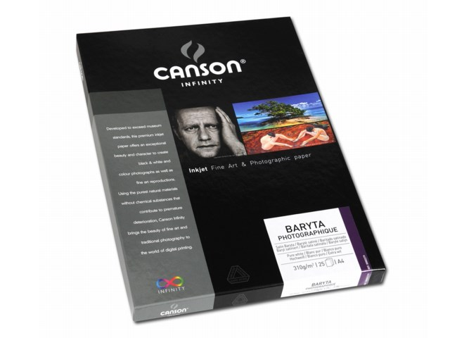 Canson Baryta Photographique 310gsm A4