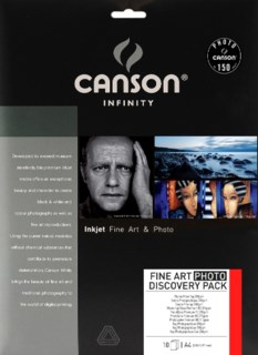 Canson Fine Art Discovery Pack A4