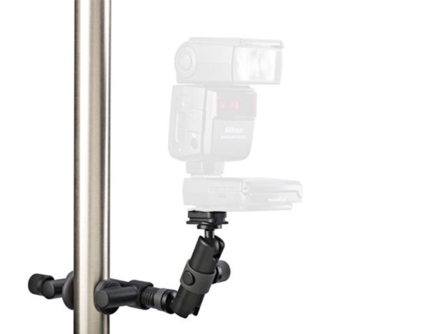 Joby Flashclamp + locking arm