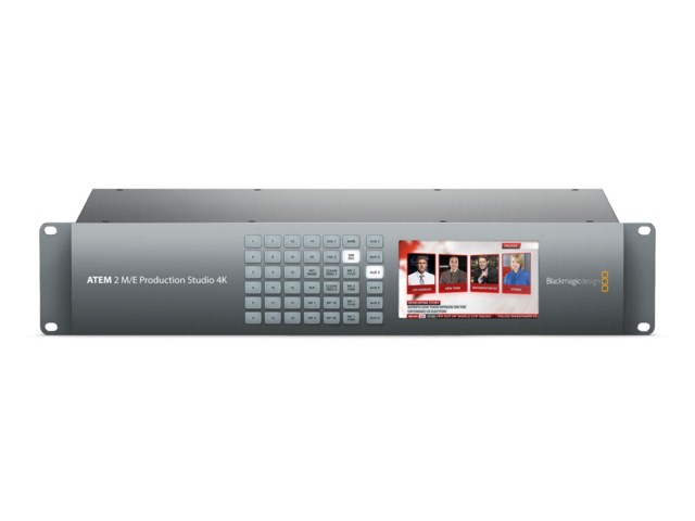 Blackmagic Design ATEM 2M/E 4K