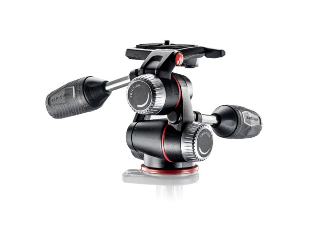Manfrotto Treveishode MHXPRO-3W + 200pl hurtigplate