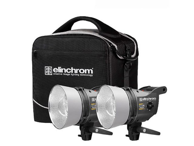 Elinchrom ScanLite Zoom Halogen Set