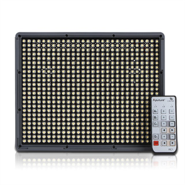 Aputure LED-belysning Amaran HR672C CRI95+