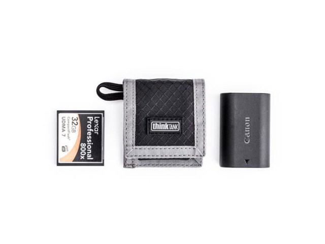 Think Tank Veske CF/SD + Battery Wallet