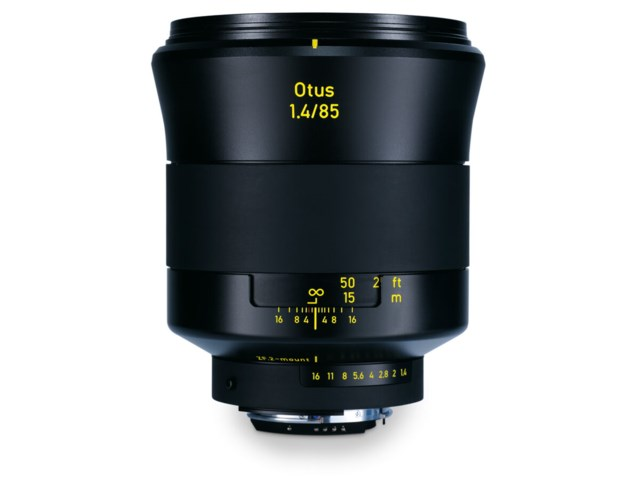 Zeiss Otus 85mm f/1.4 til Canon
