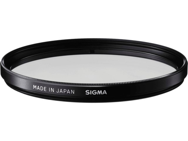 Sigma WR Protector Filter 55mm