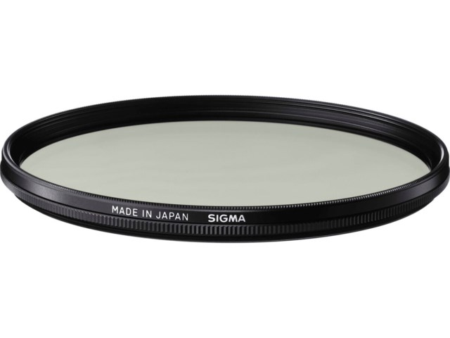 Sigma WR CPL Filter 52mm