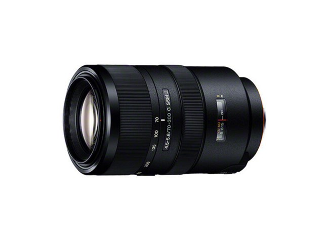 Sony 70-300mm f/4.5-5.6 G SSM II