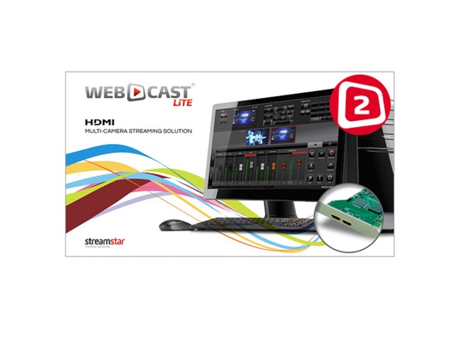 Streamstar Webcast Lite 2 HDMI