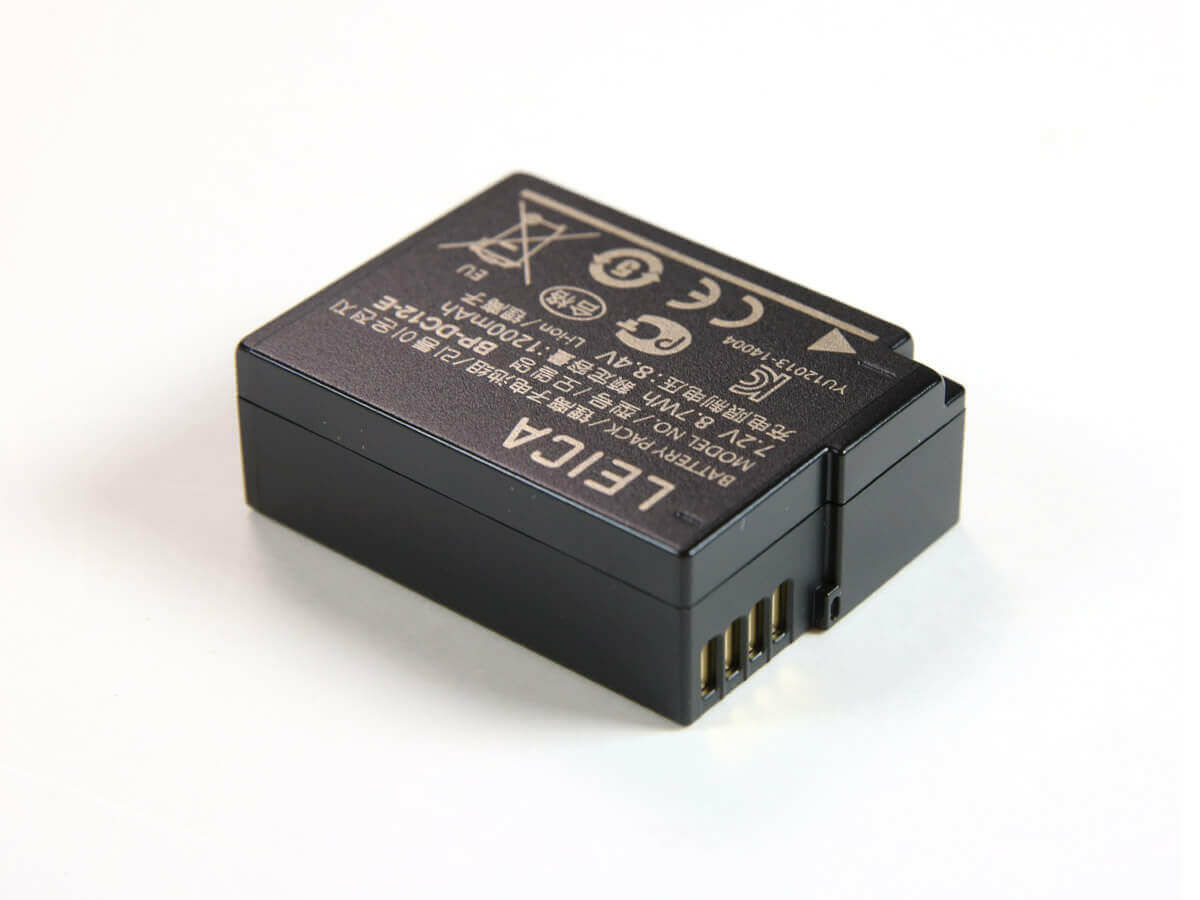 Leica BP-DC-12-E li-ion batteri