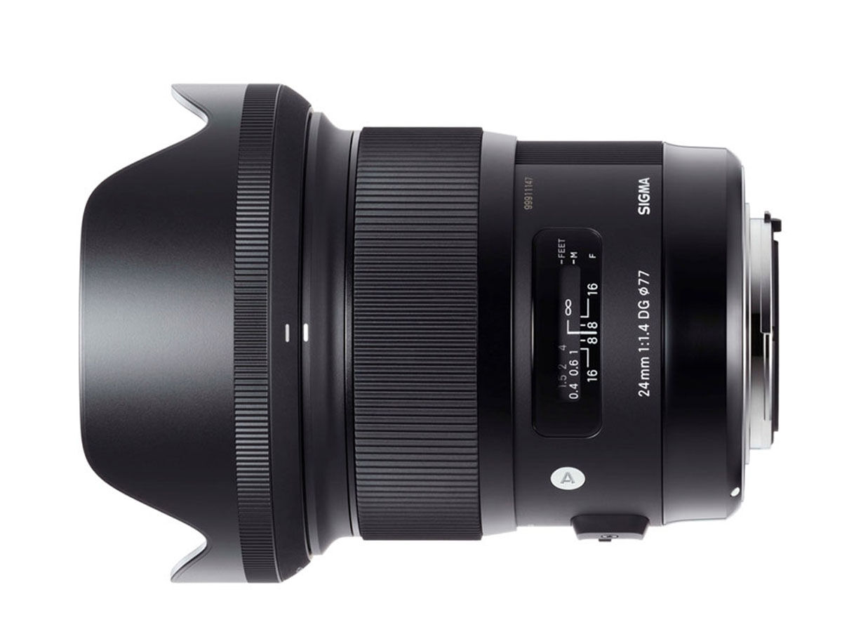 Sigma 24mm f/1.4 DG HSM Art Canon