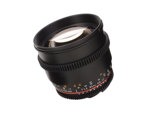 Samyang 85mm T1.5 AS IF UMC VDSLR II till Sony A
