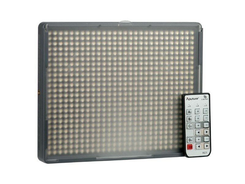 Aputure LED-belysning Amaran HR672W