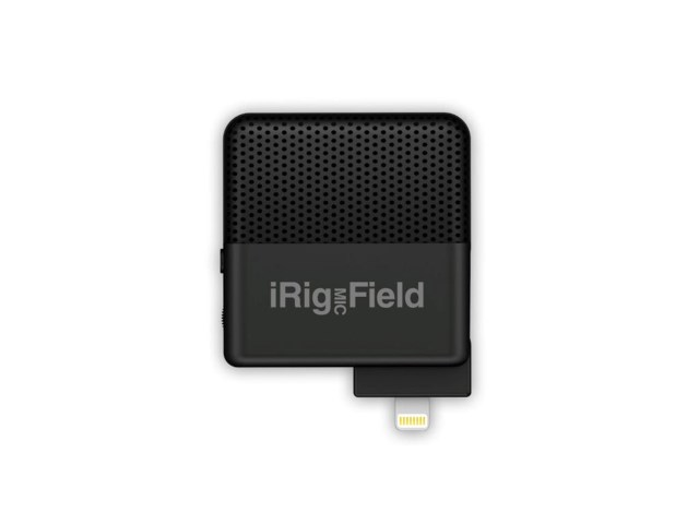 IK Multimedia Stereomikrofon iRig Mic Field til iPhone/iPad