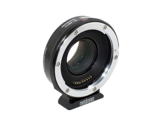 Metabones Canon EF til BMCC T Speed Booster