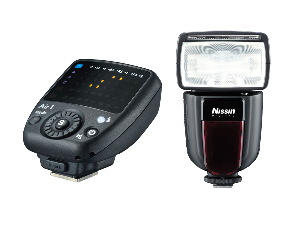 Nissin Blits Di700A + Commander Air 1 til Sony