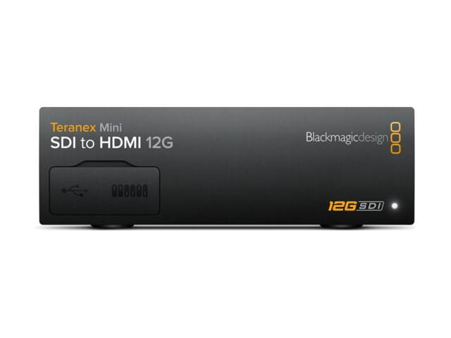 Blackmagic Design Teranex mini - SDI til HDMI 12G