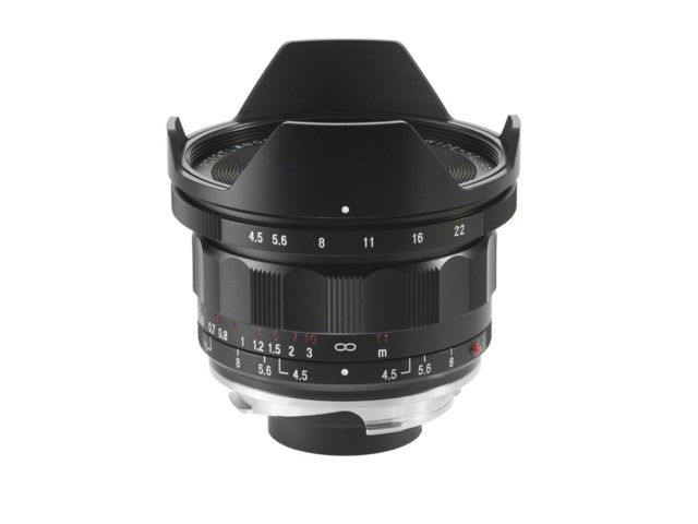 Voigtländer VM 15mm f/4.5 Super Wide Heliar aspherical III