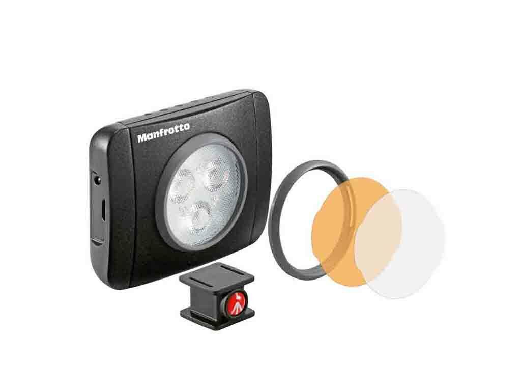 Manfrotto LED-belysning Lumie Muse 3